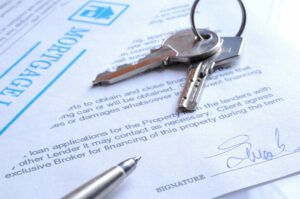 Self-employed people can struggle to secure a mortgage