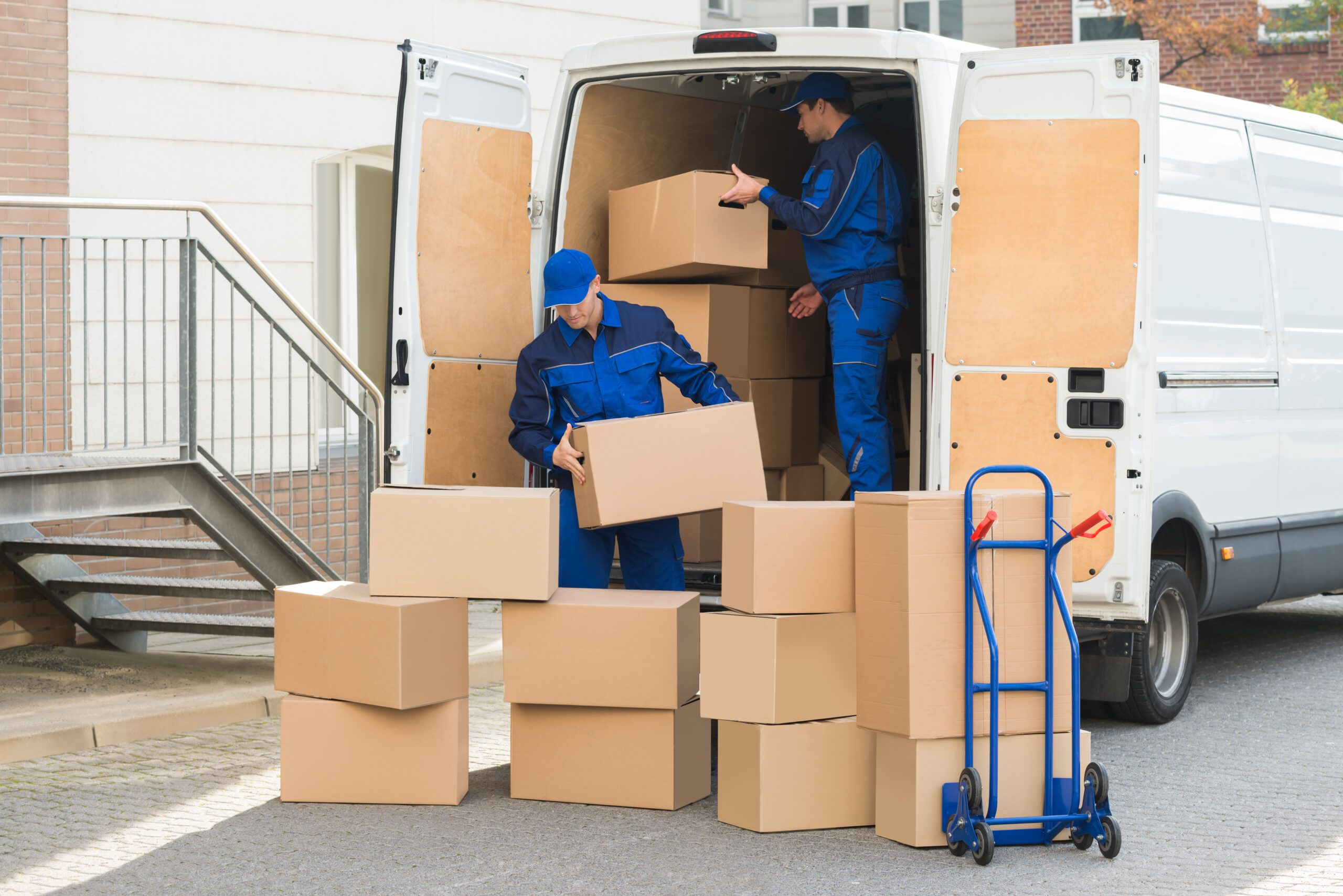 removals business
