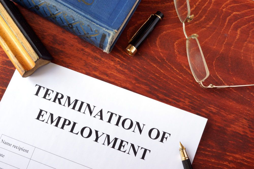 Termination of contract. Is it unfair dismissal?