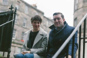 Andrew talks about his experiences of starting a business in Glasgow