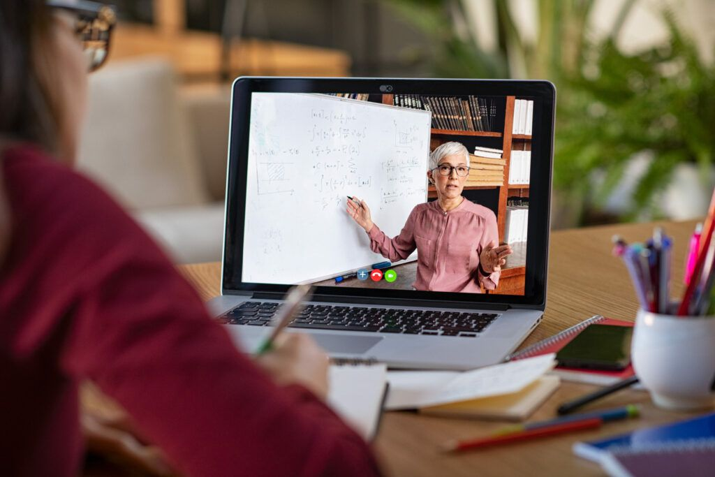Online teaching and instruction