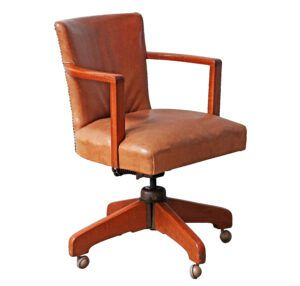 Hillcrest office chair by Scaramanga