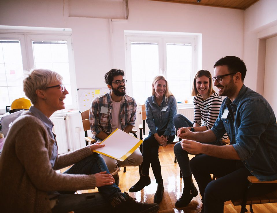 Why it's important to create support networks