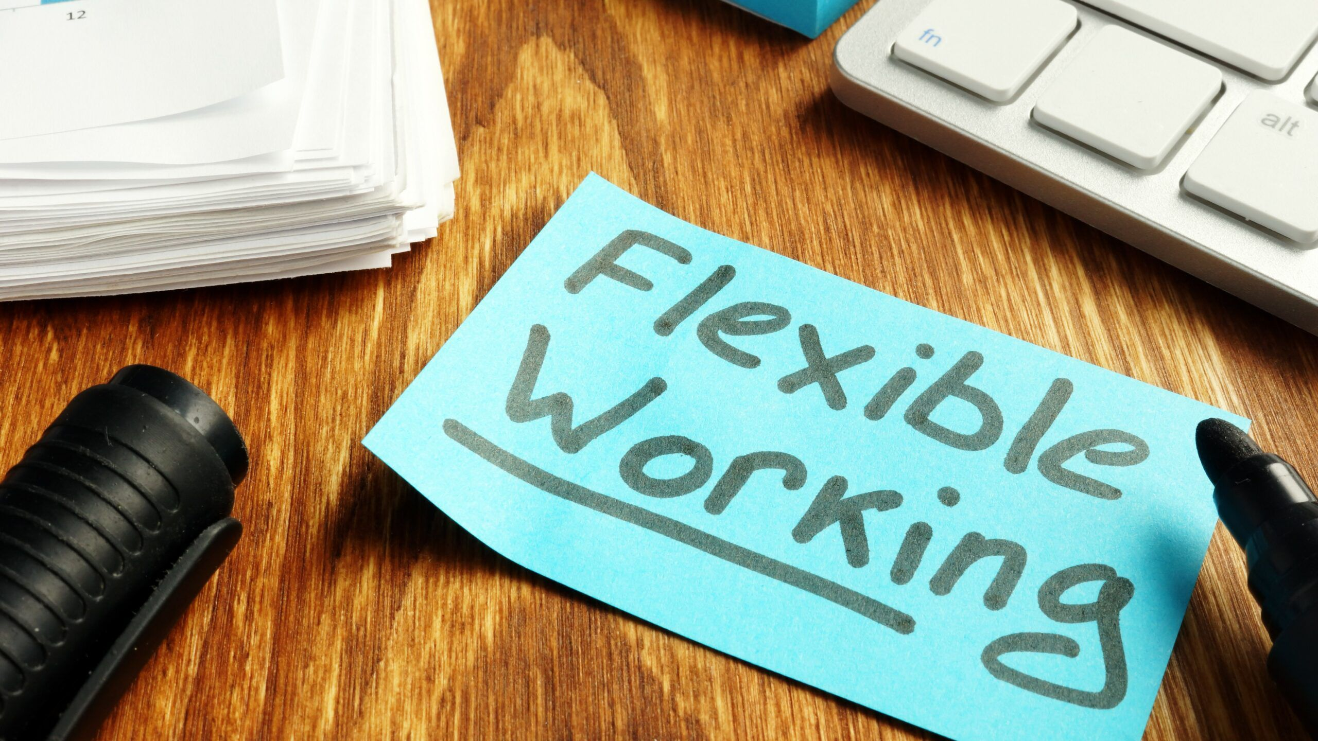 Flexible working from day one – what it means for SMEs