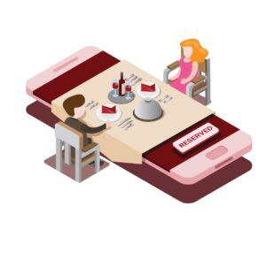 Restaurant booking systems keep you on top of your reservations